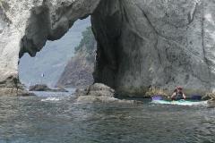 岩のアーチ その2