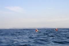 まだまだ遠い三浦半島