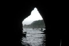 三陸にも洞窟はあります